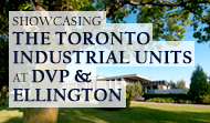 Toronto Industrial units Available DVP and Eglinton