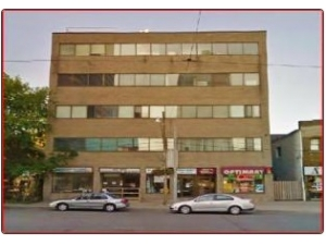 Toronto office space For Lease - Office Property for lease in 405 - 294 Main St
